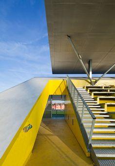 atelier du pont  duvauchelle stadium. Estadio DeportivoCentro ... 03df6581d737c