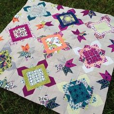 """Florentine Pattern by Sew Many Creations 64x64"""""""