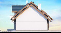 Elewacja DN KENDRA XS CE Solar Panels, Outdoor Decor, House, Home Decor, Houses, Sun Panels, Decoration Home, Solar Panel Lights, Room Decor