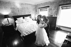 Benfield Photography Blog: Latrobe's NOLA Wedding Ceremony of Haven and Michael