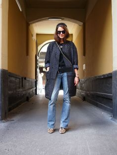 Isabelle Hawi from Style with Isabelle wearing Rützou coat 59a078437