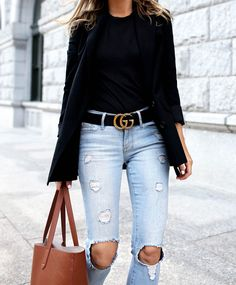 24ffc57fad27 33 Best Gucci belt outfit images | Fashion outfits, Stylish clothes ...