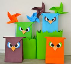 kids party - Angry Birds!