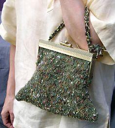 Knit purses Purses, Knitting, Bags, Fashion, Handbags, Handbags, Moda, Tricot, Fashion Styles
