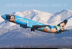Alaska Airlines N784AS Boeing 737-4Q8 aircraft picture