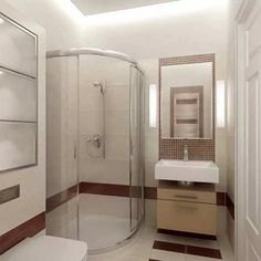 маленькая ванная с душевой кабиной: 19 тыс изображений найдено в Яндекс.Картинках
