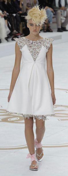 Chanel Haute Couture Fall 2014