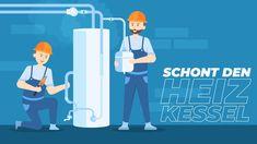 Ressourcen sparen, aber richtig!  Nur weil wir uns die Hände mit warmem Wasser waschen, muss nicht gleich der große Heizkessel anspringen. Da gibt es eine sparsamere Lösung, die in energieeffizienten Häusern längst Standard ist: DieWarmwasser-Wärmepumpe kann unabhängig vom Heizsystem betrieben werden und erhitzt das Trinkwasser mit jener Energie, die sonst ungenutzt verpuffen würde.Das spart Heizmaterial undschont den Kesselund das geht ganz einfach! Family Guy, Guys, Fictional Characters, Art, Boiler, Heating Systems, Drinking Water, Frugal, Simple