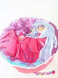 Tarta inuyasha - Cake inuyasha