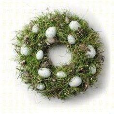 Egg Wreath-inspiration