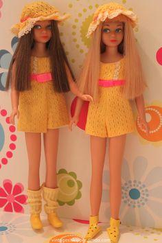 Photo Gallery #2; vintage + mod dolls, outfits - Skipper Website