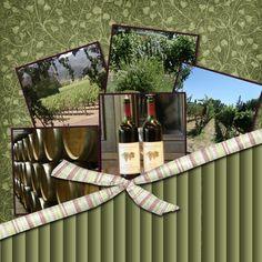 Napa Valley - Grigich Estates - Scrapbook.com