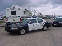 Panama City Police, Florida - Ford Crown Vic Police car
