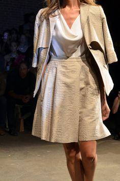 Day 1 Mercedes-Benz Fashion Week New York