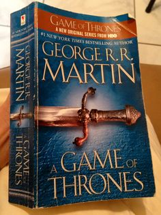 Game of Thrones - A Song of Ice and Fire #GoT #books #booklover #reading