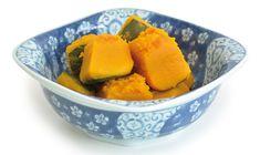 Receita de Kabocha no Nimono