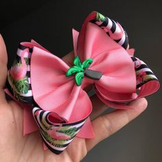 Diy Baby Headbands, Diy Hair Bows, Making Hair Bows, Ribbon Hair, Baby Bows, Ribbon Bows, Baby Girl Accessories, Flower Hair Accessories, Little Girl Hairstyles