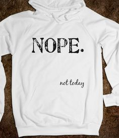 Nope. - Young and Free - Skreened T-shirts, Organic Shirts, Hoodies, Kids Tees, Baby One-Pieces and Tote Bags Custom T-Shirts, Organic Shirts, Hoodies, Novelty Gifts, Kids Apparel, Baby One-Pieces | Skreened - Ethical Custom Apparel