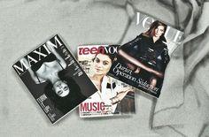 Fashion Magazine Part 2 at Maximss via Sims 4 Updates