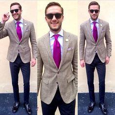 Mens semi formal great look