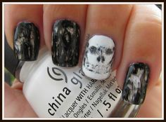 Southern Sister Polish: 13 Days of Halloween 2013 ... Day 5