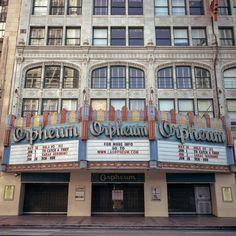 Orpheum Theatre - 842 S Broadway, Los Angeles, CA 90014