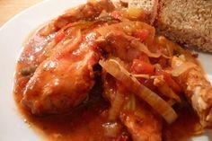 Crock Pot Chicken Italian....freezer meal