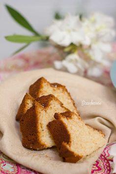 Bundt Cake de Coco – Bizcocheando
