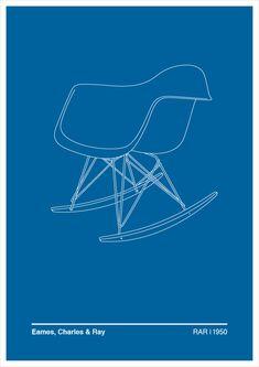 RAR - Eames 1950