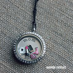 Mothers Day Gift Idea an Origami Owl Locket