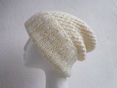 Luxus beanie hat 100% finest wool boho style by flowerchildbyAvK