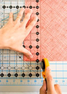 RotaryCutting - Sewing Tutorials - Knitting Crochet Sewing Embroidery Crafts Patterns and Ideas!