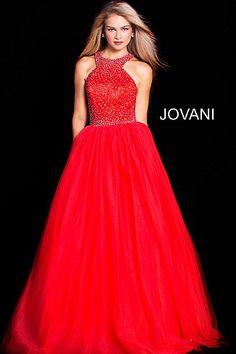 Champagne Strapless Tulle Beading Floor-length Two-pieces Prom Dress ... 847fa26772e