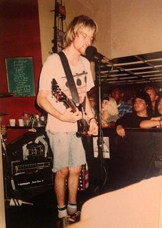 rare pics kurt cobain - Sök på Google
