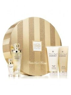 Victorias Secret Dream Angels Heavenly DELUXE gift set >>> You can find out more details at the link of the image. Perfume Gift Sets, Victoria Secret Fragrances, Gift From Heaven, Cosmetic Design, Cosmetic Packaging, Victoria Secret Angels, Last Minute Gifts, Great Gifts, Cosmetics