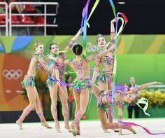 【リオ点描】夢つなぐ日本選手団 8月23日(2) #オリンピック #リオ五輪 #新体操