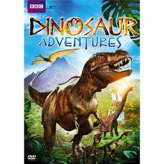 Dinosaur Adventures (Dvd)