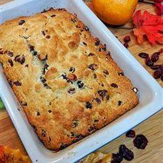 Cranberry Orange Tea Bread #AllstarsMotts