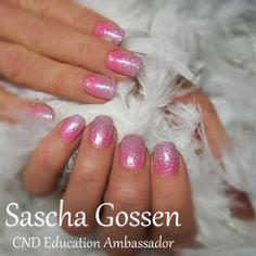 Ombre Nails with CND Shellac