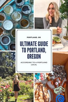 Top 15 Things to Do in Portland Oregon A local tells you exactly what to do in Portland Oregon - in Oregon Travel, Travel Usa, Travel Tips, Oregon Vacation, Travel Packing, Budget Travel, Travel Guides, Bastille, Concorde