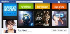 19 Premium Facebook Timeline Cover Designs – only $15!