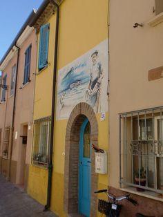 """""""Un weekend con Fellini a Borgo San Giuliano, Rimini"""" Foto di Piero Gargano by Turismo Emilia Romagna, via Flickr"""