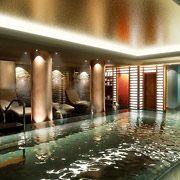 Spa del hotel JW Marriott en Cusco