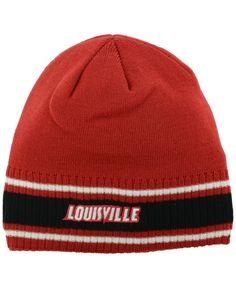 newest 2d682 e17bc adidas Louisville Cardinals Coaches Cuffless Knit Hat   Reviews - Sports  Fan Shop By Lids - Men - Macy s