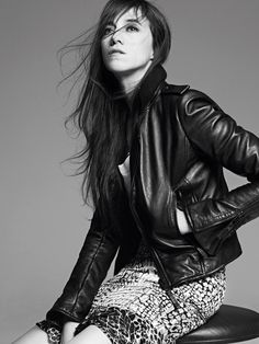 Charlotte Gainsbourg for 032c Magazine.