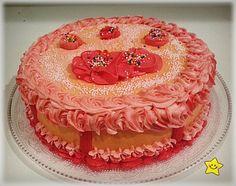 Tarta fresas y mascarpone