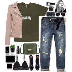 How To Wear boyfriend Fashion Set Outfit Idea 2017 - Fashion Trends Ready To Wear For Plus Size, Curvy Women Over 20, 30, 40, 50