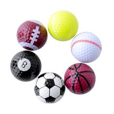 Funny Golf Balls For a Nice Gift