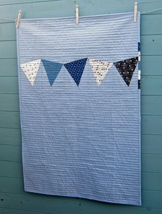 Quilt Backing Idea - Quilt Routes: It started with this.....