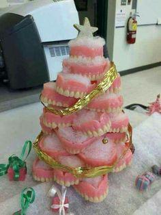 Weihnachtsfeier im Dental-Labor!